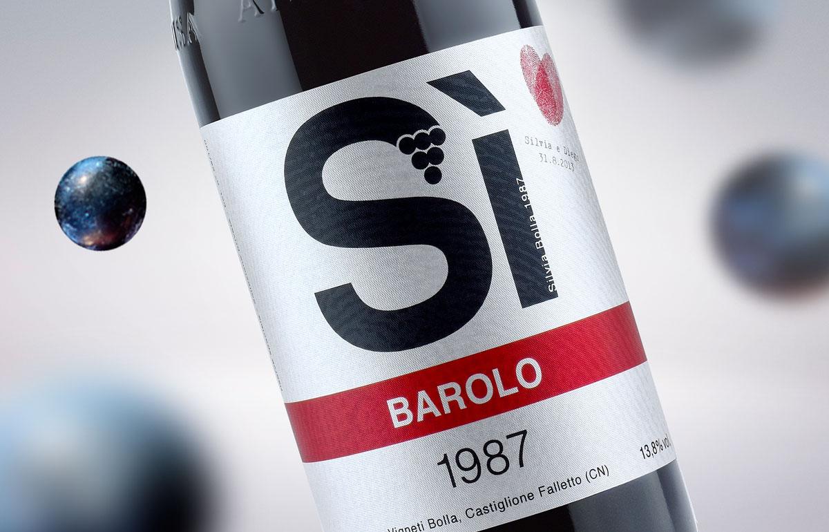 barolo si shooting 2 - Barolo SÌ, Wedding Wine