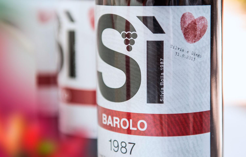 barolo si shooting 3 - Barolo SÌ, Wedding Wine