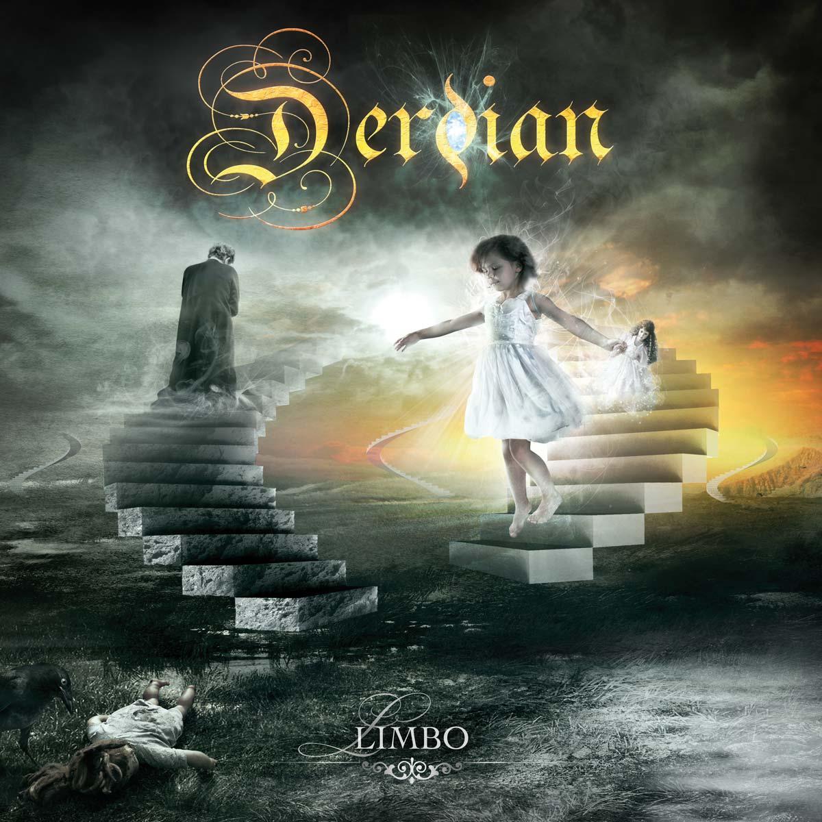Artwork Derdian cover cut - Derdian, Limbo
