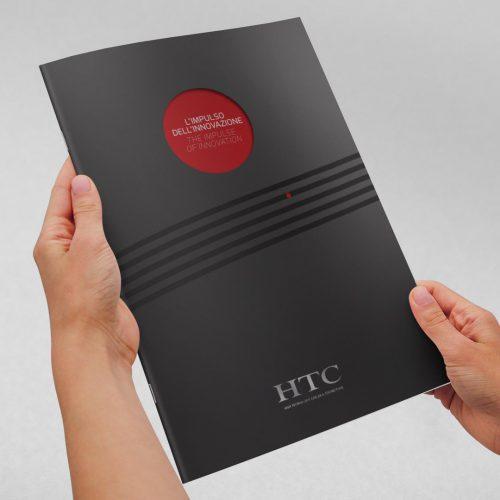 HTC, L'impulso dell'innovazione, Brochure