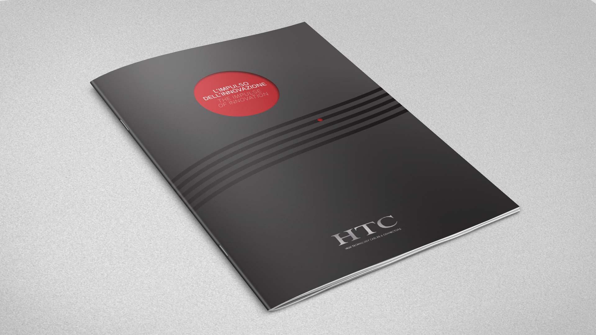 Brochure A4 HTC 2 - HTC, L'impulso dell'innovazione, Brochure