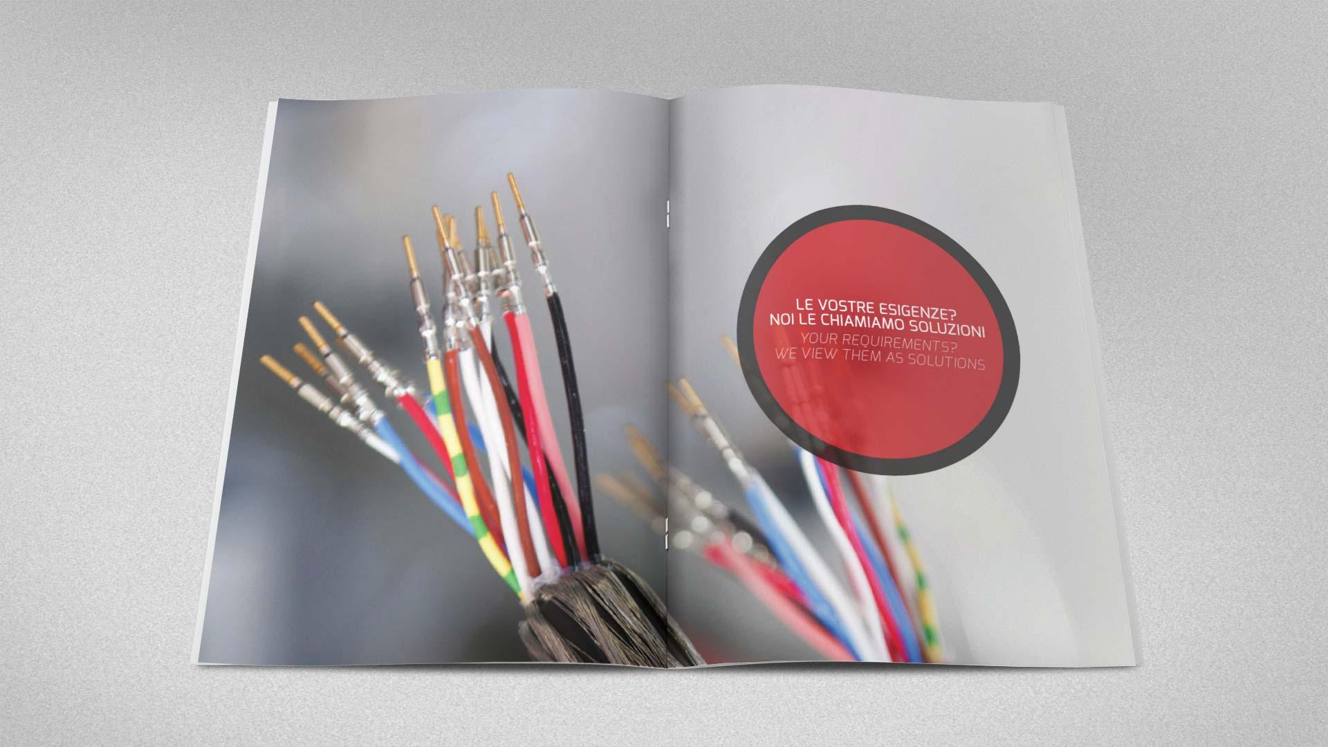 Brochure A4 HTC 4 - HTC, L'impulso dell'innovazione, Brochure