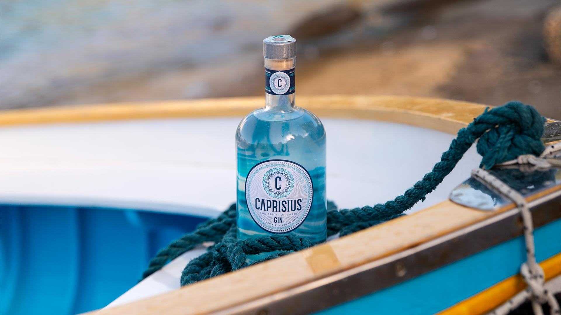 CaprisiusGin1920 3 - Branding & Label Design Caprisius Gin