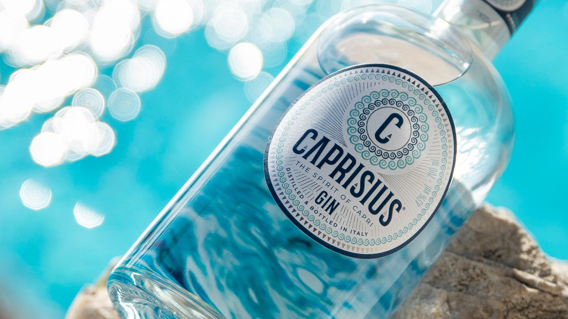 CaprisiusGin1920 5 - Branding & Label Design Caprisius Gin