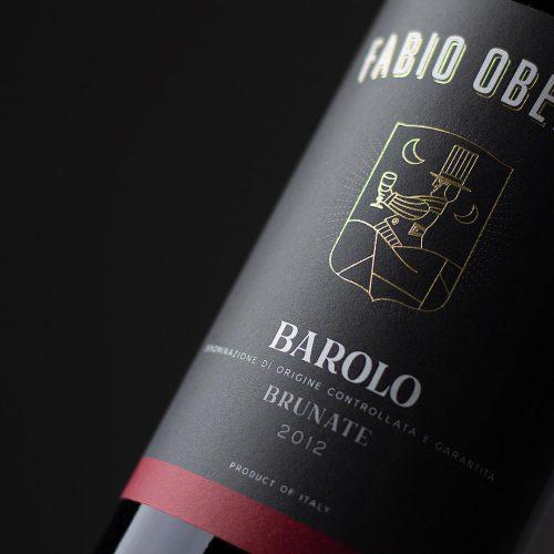 Le etichette dei nuovi Barolo Fabio Oberto