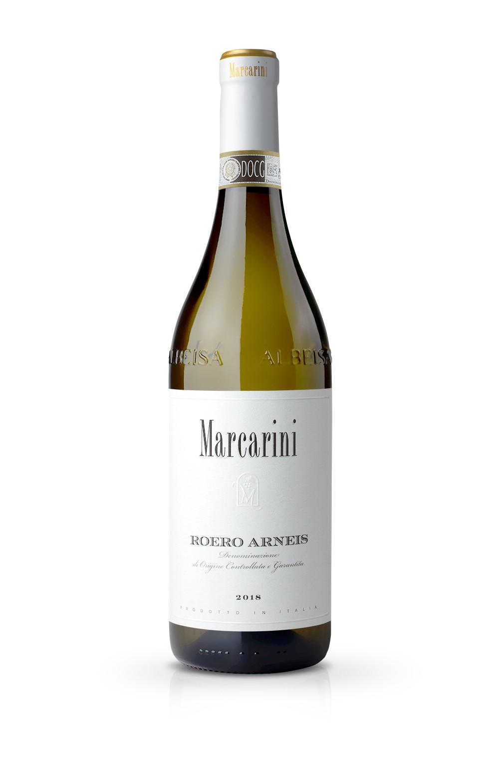 Marcarini Arneis@025x - Il Design delle nuove etichette Marcarini
