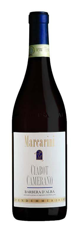 Marcarini Barbera old - Il Design delle nuove etichette Marcarini