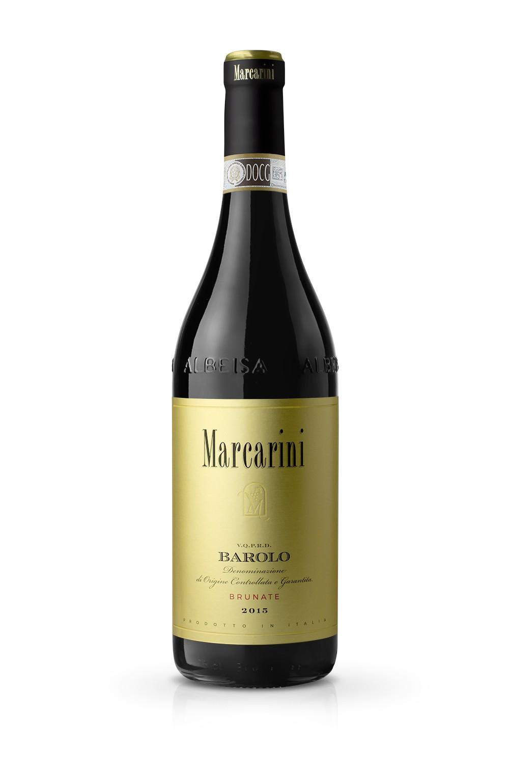 Marcarini Brunat@025x - Il Design delle nuove etichette Marcarini