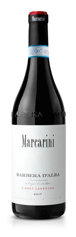 Marcarini Brunate - Il Design delle nuove etichette Marcarini