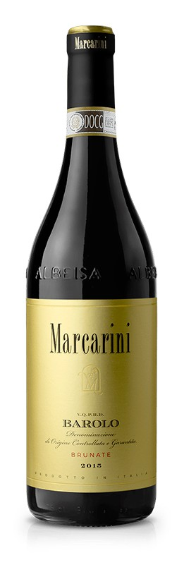 Marcarini Brunate new - Label Design Barolo Marcarini