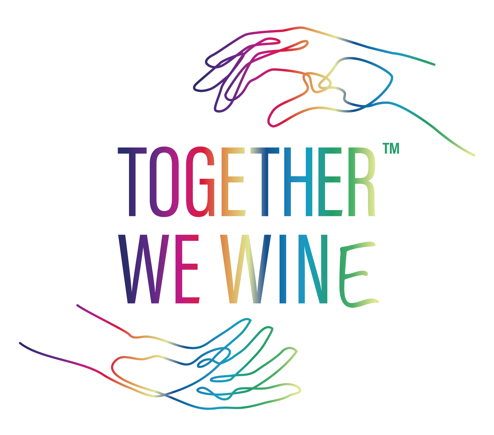 TogetherWeWine logo - Together We Wine® en