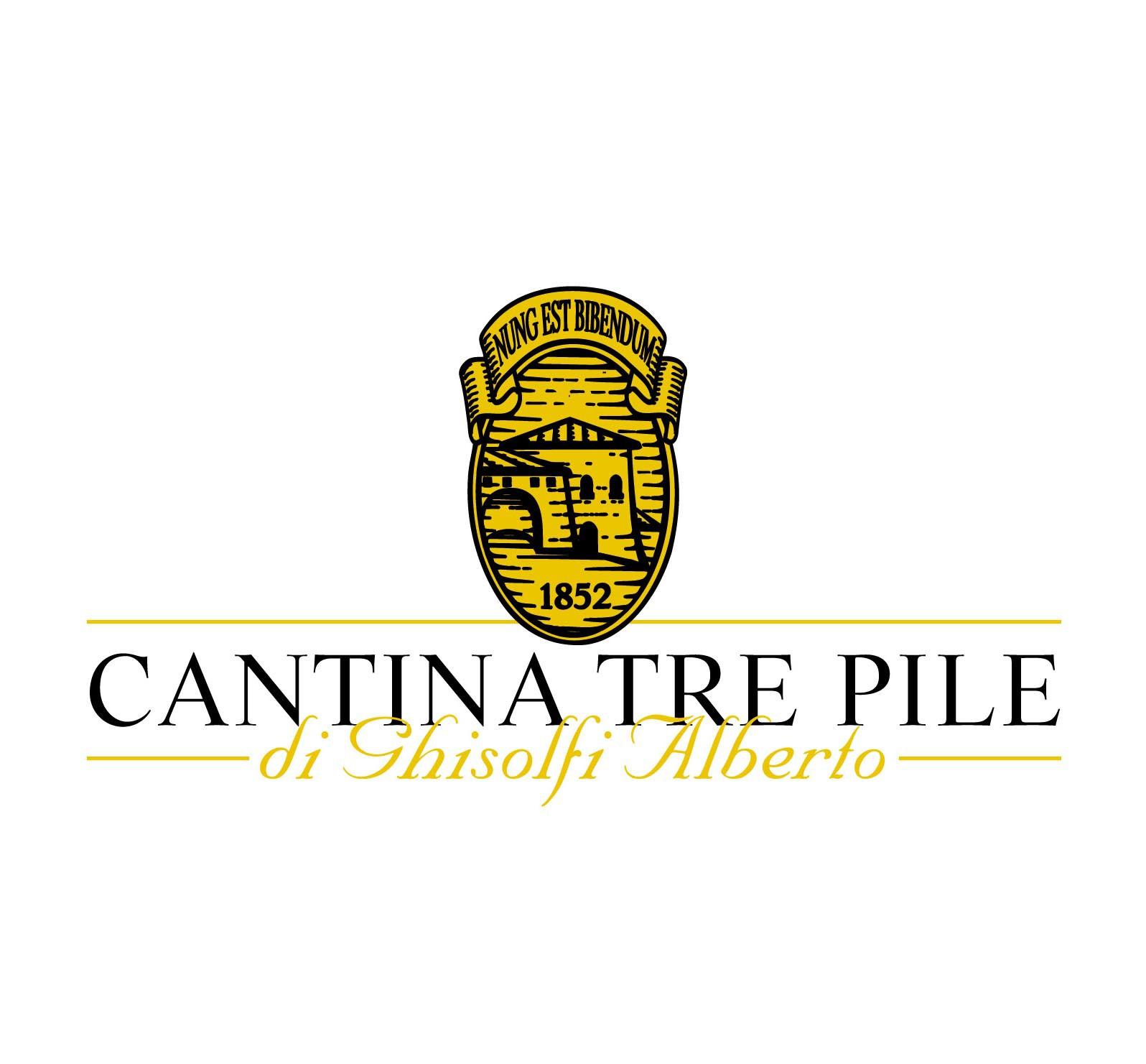 TrePile logo vecchio - Re-Branding & Design etichette Tre Pile