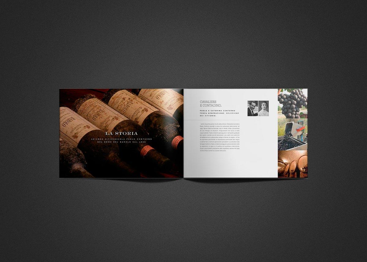 brochure conterno 01 - Paolo Conterno, Brochure