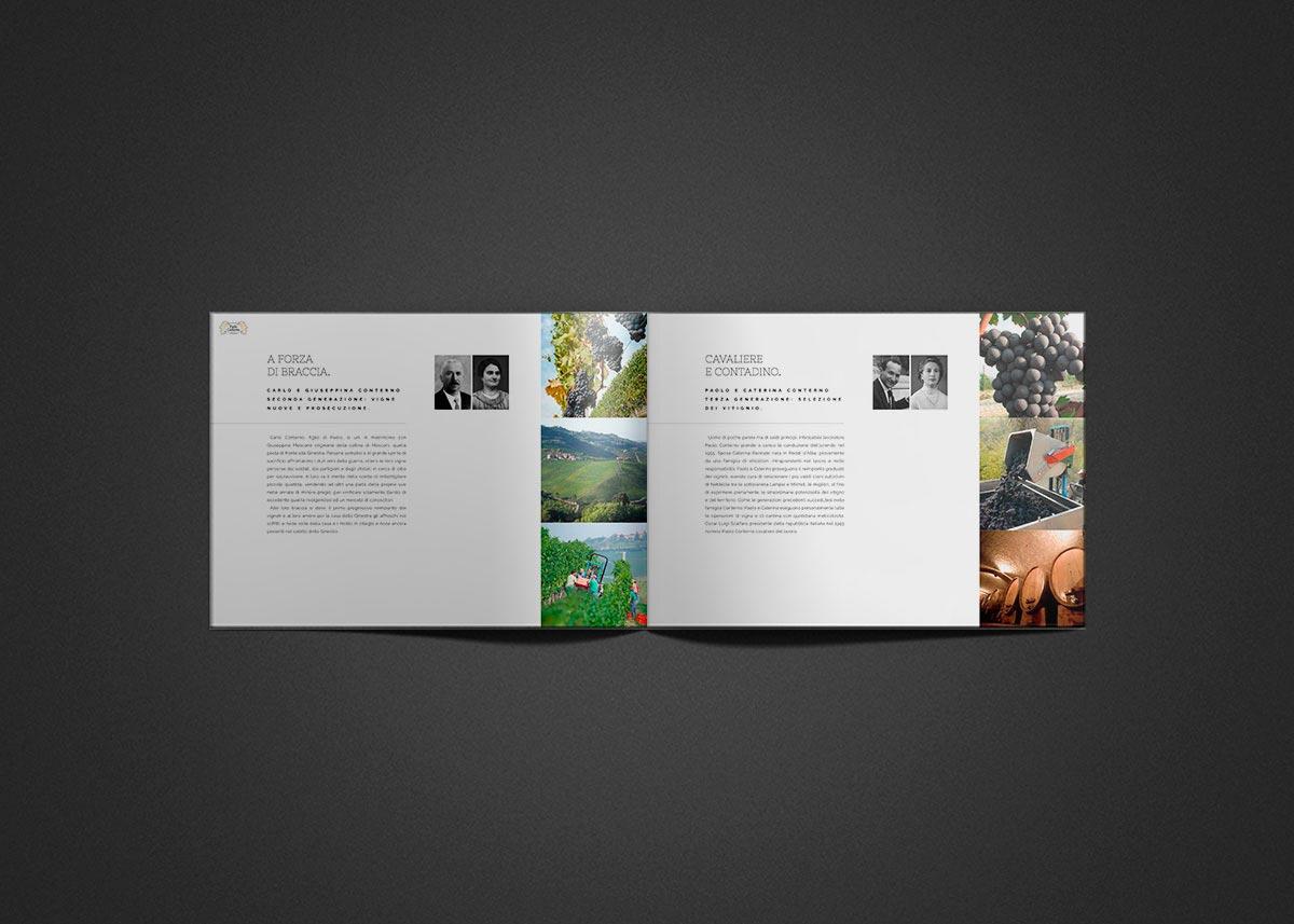 brochure conterno 02 - Paolo Conterno, Brochure