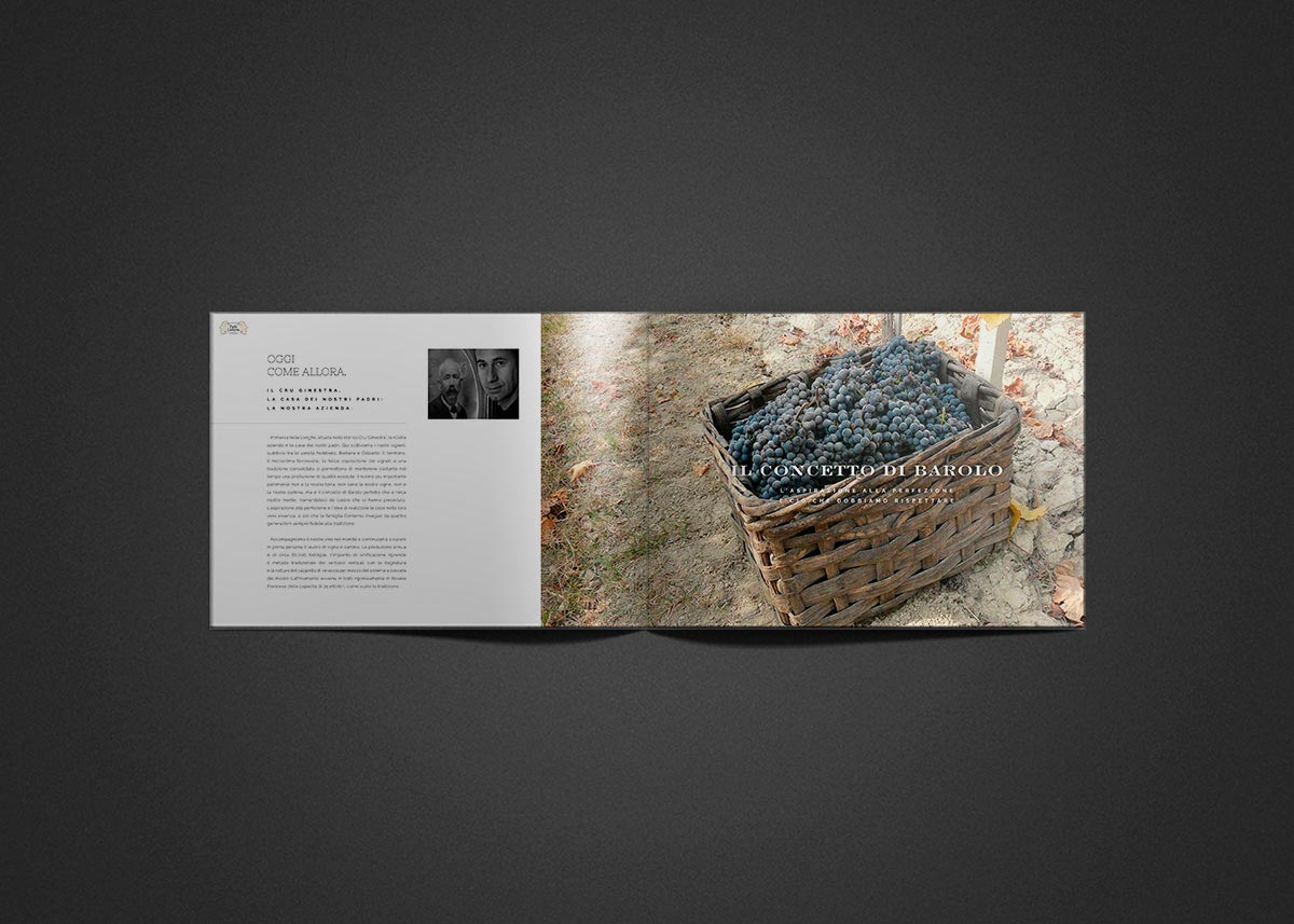 brochure conterno 04 - Paolo Conterno, Brochure