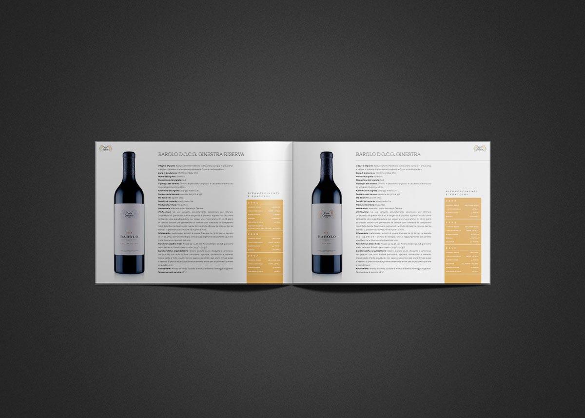 brochure conterno 08 - Paolo Conterno, Brochure