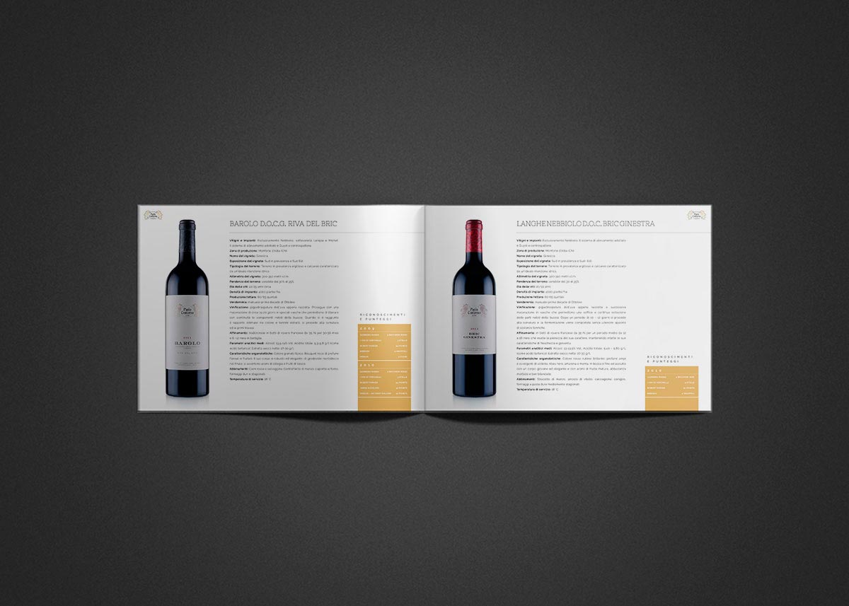 brochure conterno 09 - Paolo Conterno, Brochure