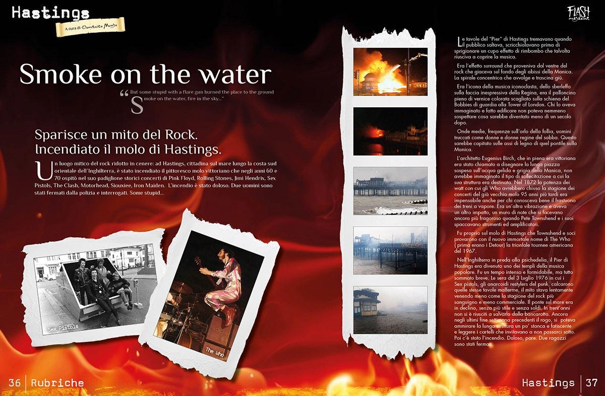 magazine flash 4 54 - Flash Magazine, sviluppo nuova linea grafica