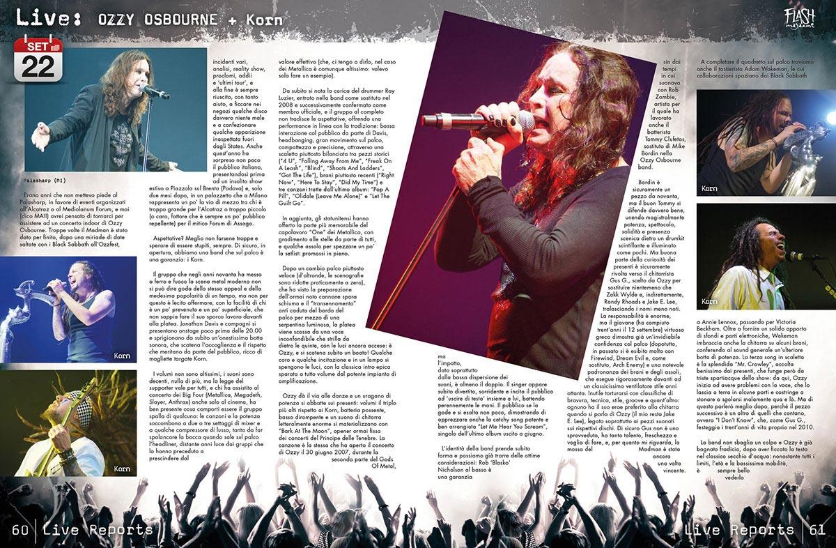 magazine flash 4 56 - Flash Magazine, sviluppo nuova linea grafica