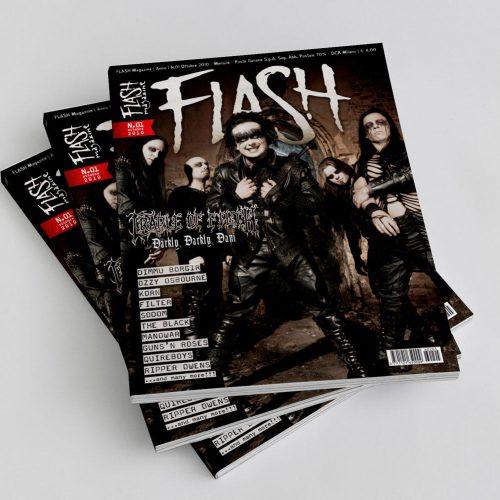 Flash Magazine, sviluppo nuova linea grafica