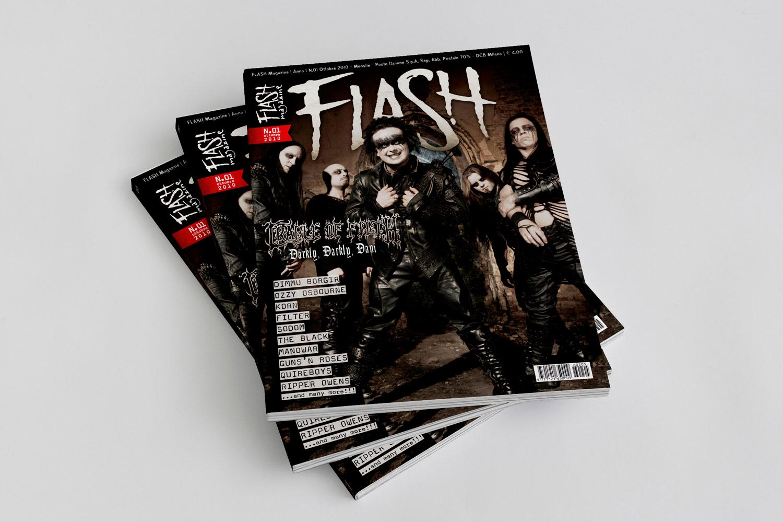 magazine flash - Flash Magazine, sviluppo nuova linea grafica